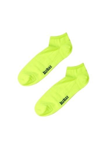 Bad Bear Çorap Sarı